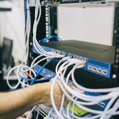 Computer connections, sechelt electrician services
