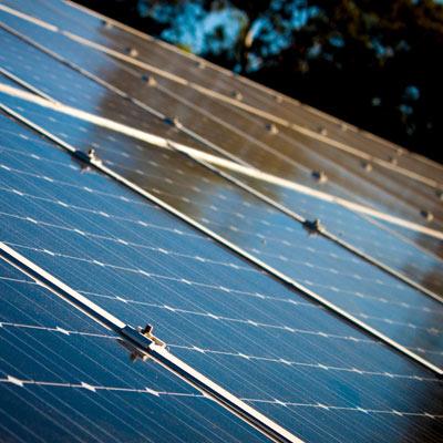 Solar panel, Sechelt solar energy solutions
